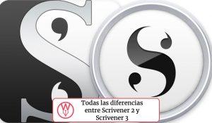 Todas las novedades de Scrivener 3