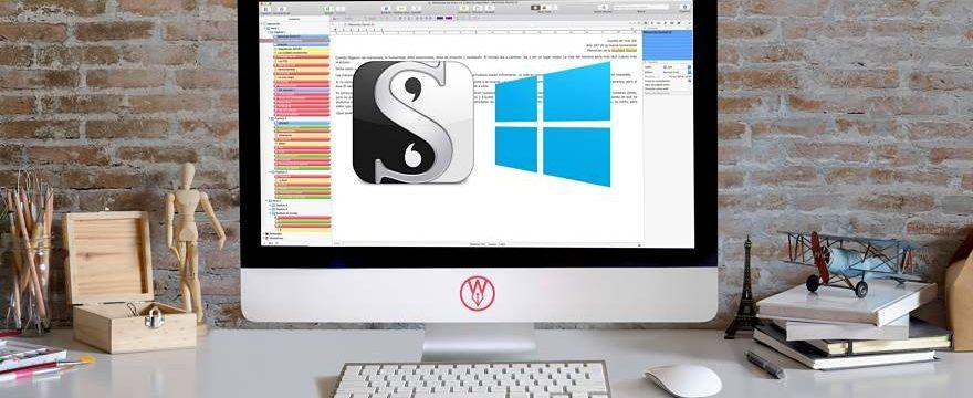 Curso básico para aprender Scrivener para Windows
