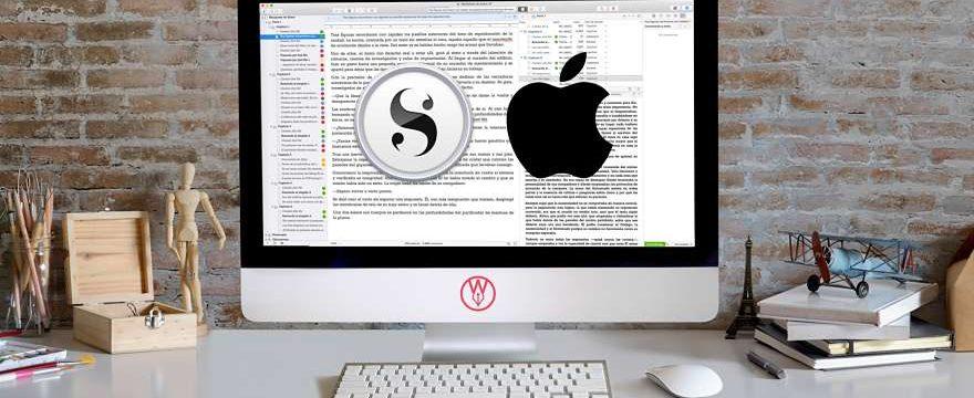 Curso básico para aprender Scrivener 3 para Mac
