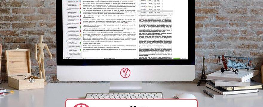 Nace Scrivener.es