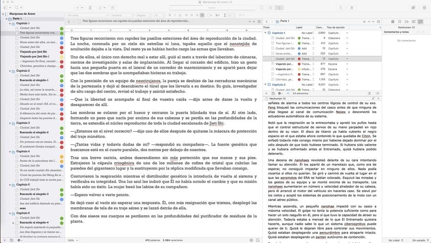 Que Es Scrivener Scrivener En Espanol