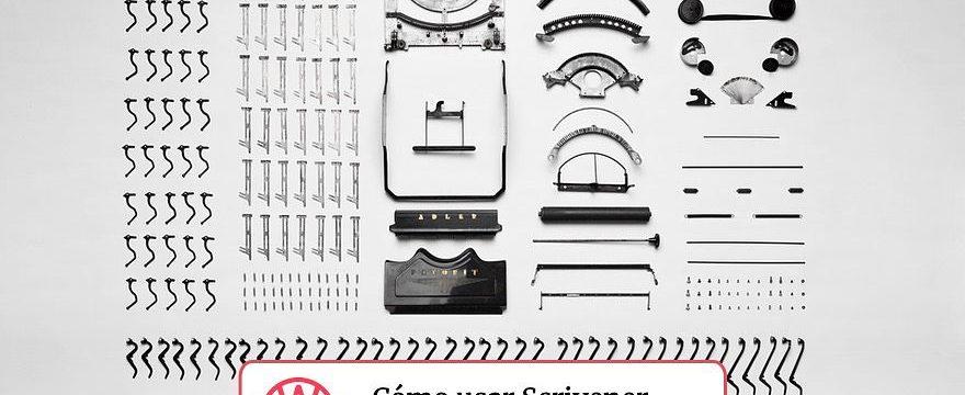 Cómo usar Scrivener para crear una escaleta