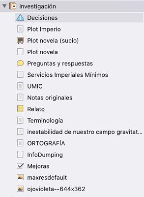 Como documentarse para escribir un libro